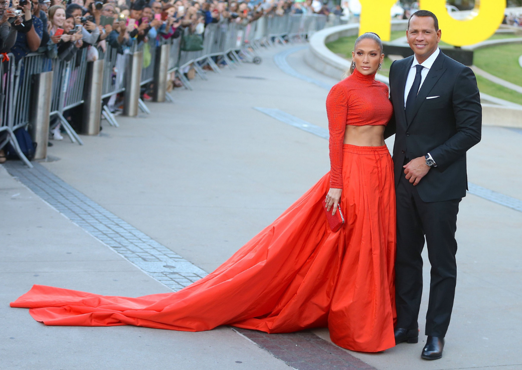 Jennifer Lopez – Fashion Icon Award 2019