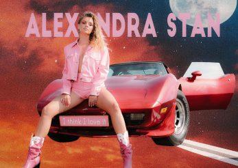 """Alexandra Stan – """"I Think I Love it"""""""