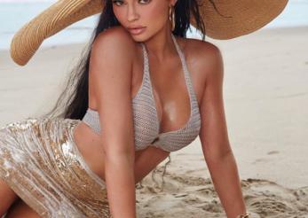 Kylie Jenner şi-a arătat arătat adevăratul păr în Social Media
