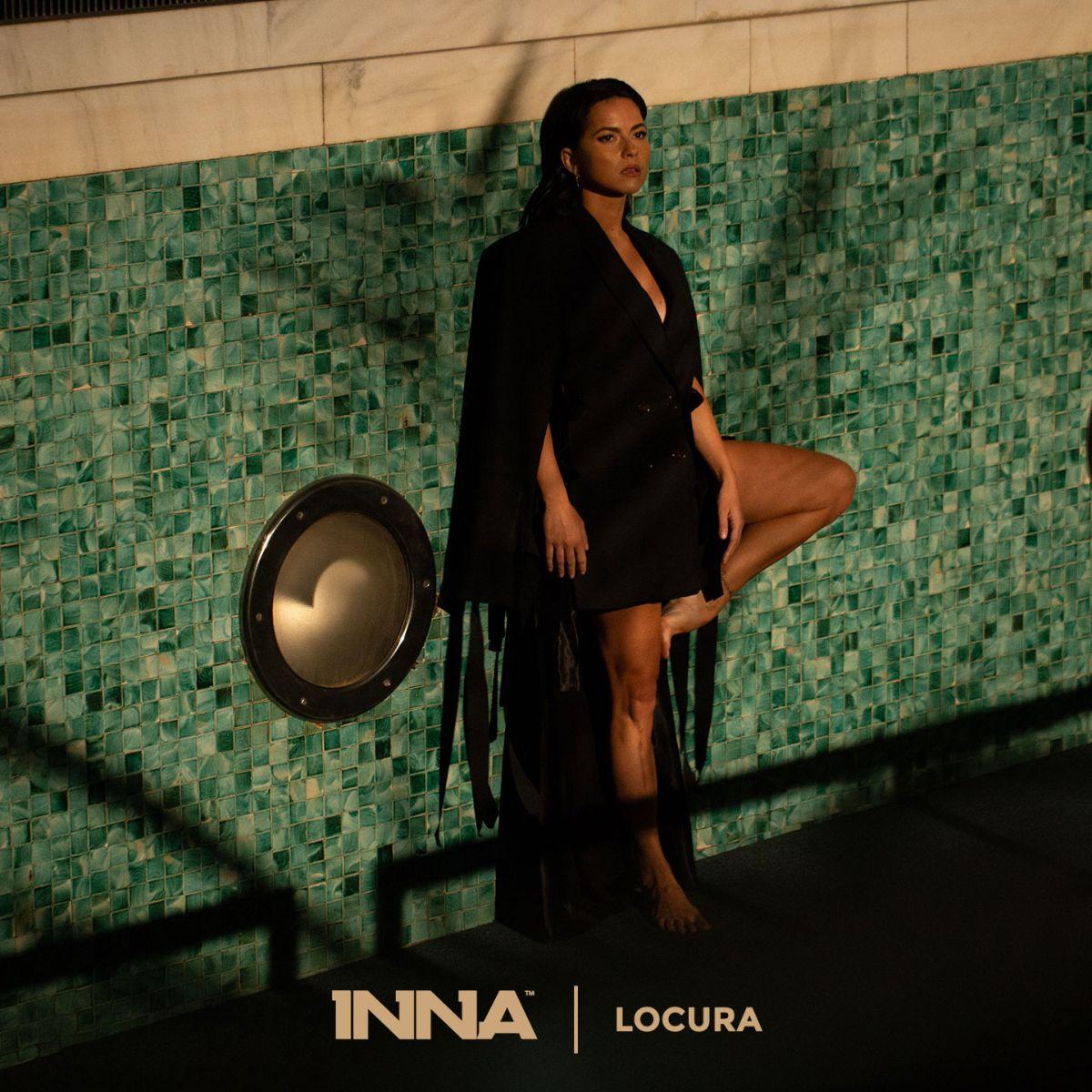 LOCURA – Noul hit semnat de INNA, filmat in vila lui Ceausescu