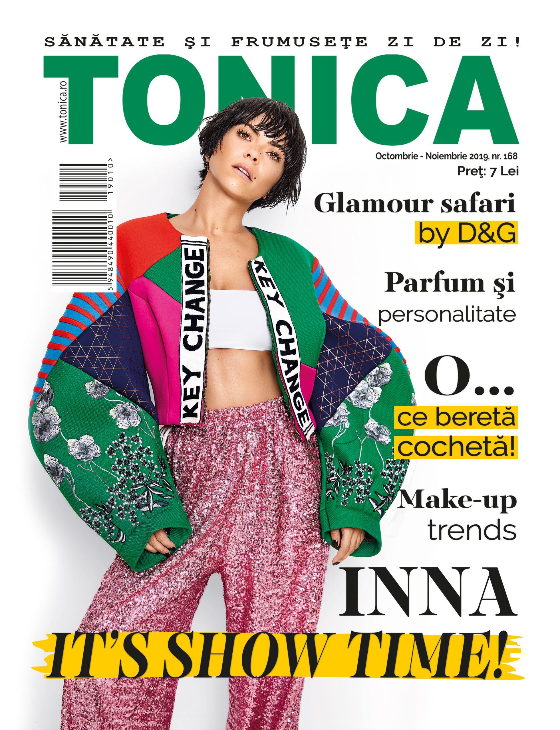 Revista 168 octombrie-noiembrie