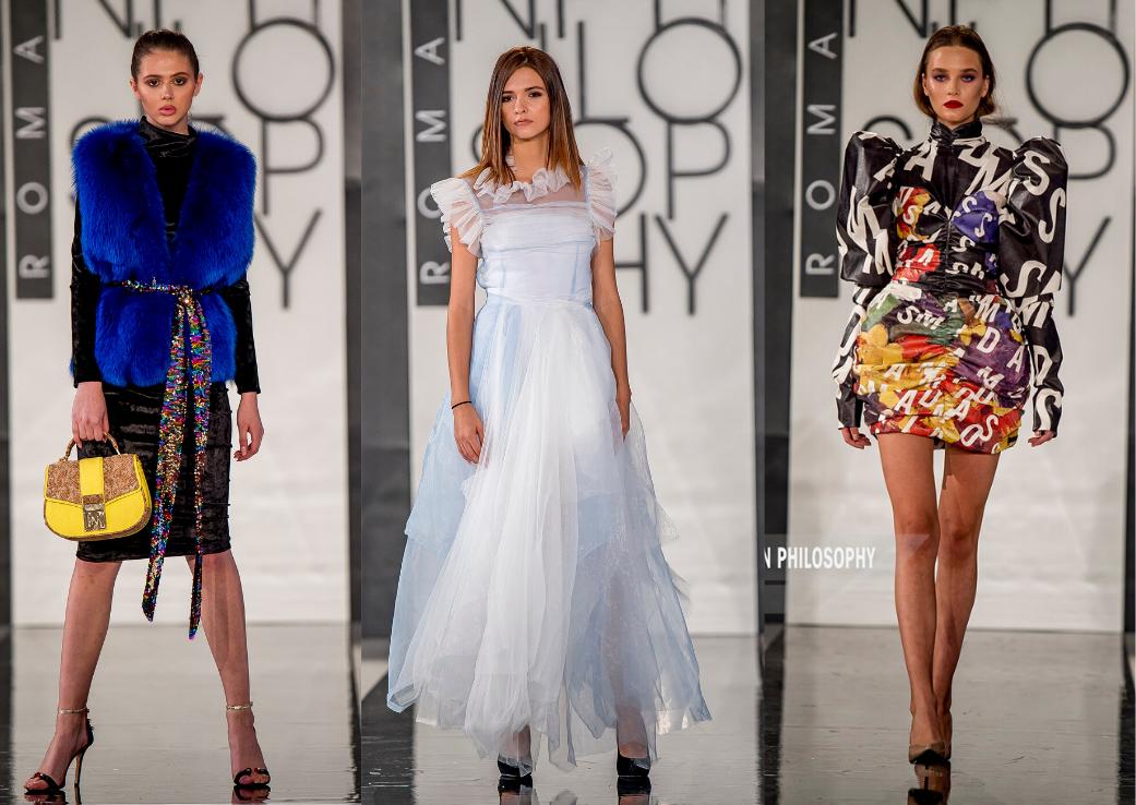 Romanian Fashion Philosophy- strălucirea și stilul pe podium