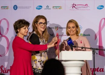 Iluminarea în roz – simbol al luptei împotriva cancerului de sân