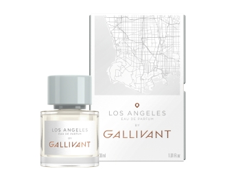 Los Angeles by Gallivant, un parfum sublim