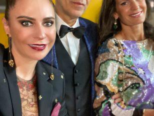 Adina Buzatu și Gheorghe Zamfir au petrecut alături de Sting, Zucchero și Andreea Bocelli