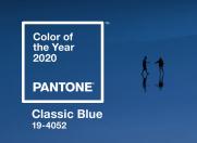 Albastru clasic este culoarea lui 2020