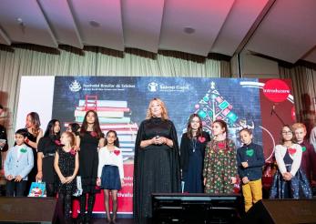Catena și în acest an la Festivalul Brazilor de Crăciun, în sprijinul copiilor din medii defavorizate