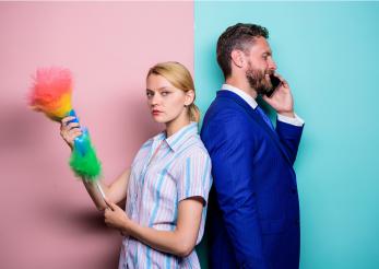 Activitățile casnice – un motiv pentru divorț?
