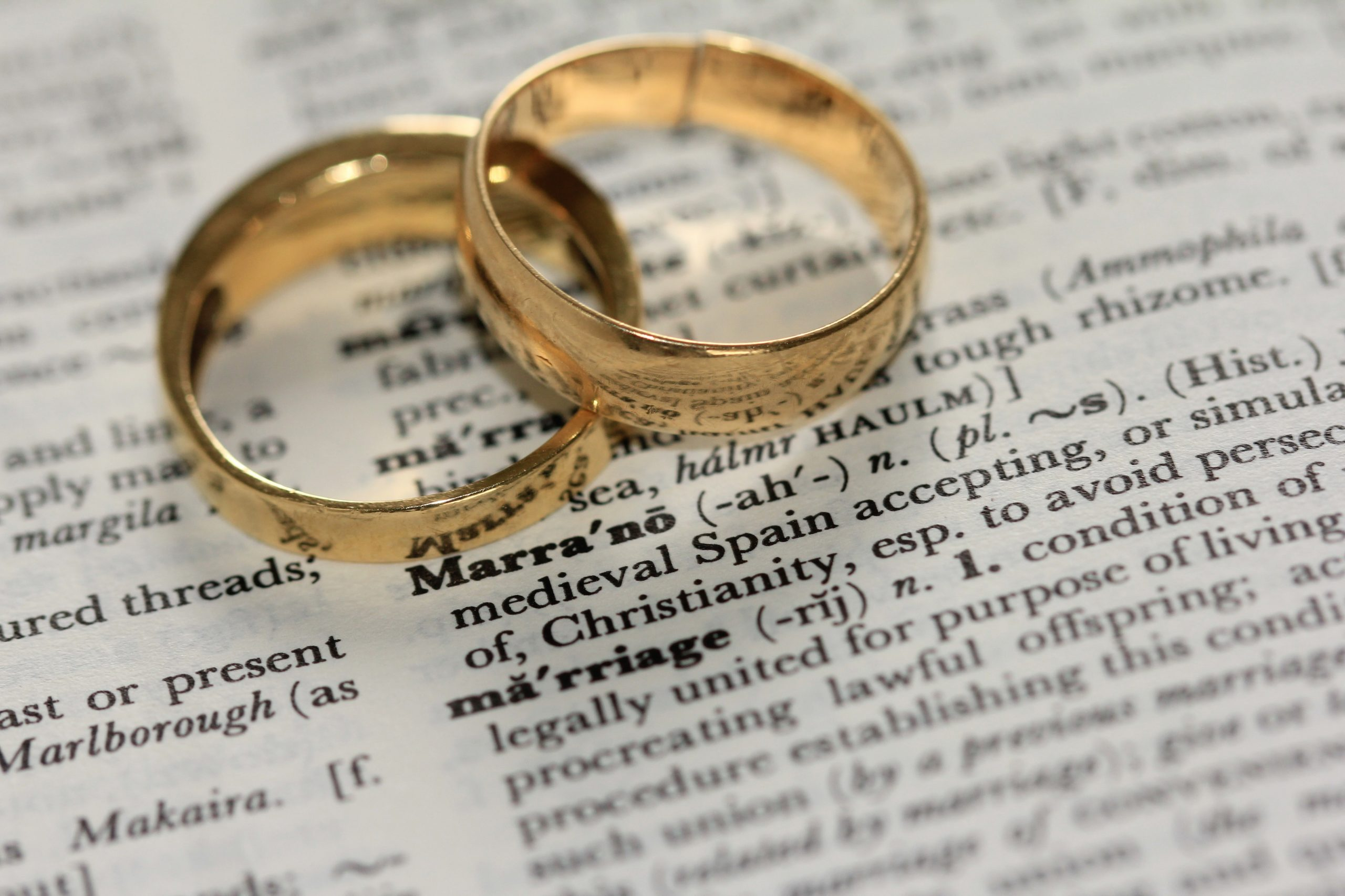 Cum se celebrează anii de căsătorie