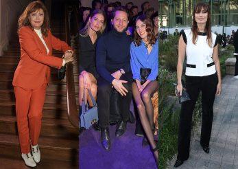 Cum s-au îmbrăcat celebrităţile la show-urile de fashion din Paris