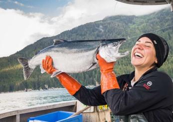 Depresia de iarnă și peștele de Alaska – echilibrul emoțional începe cu dieta
