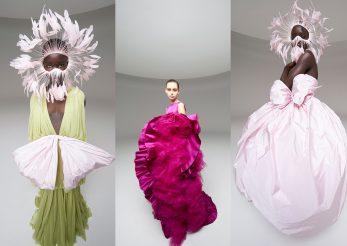 Giambattista Valli a lansat colecţia couture de primăvară, 2020