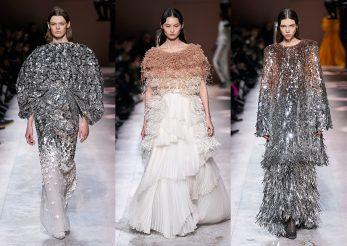 Givenchy, colecţia couture de la Paris