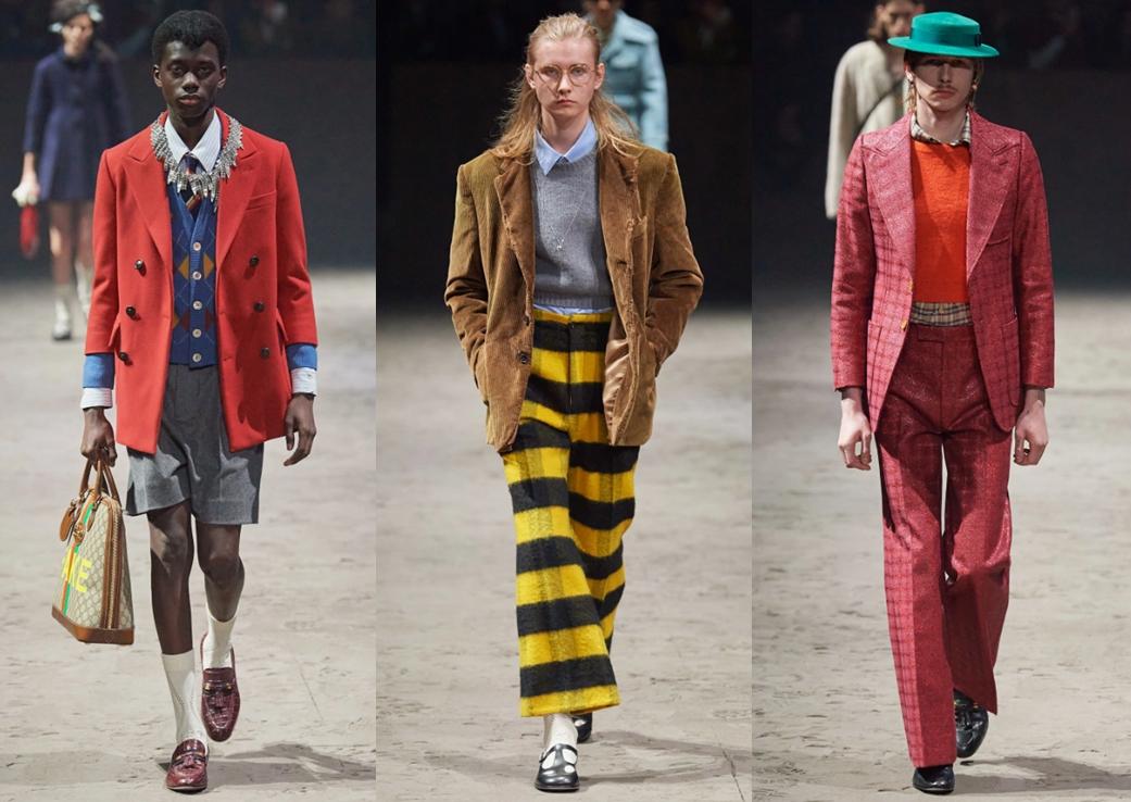 Gucci a lansat noua colecţie toamnă-iarnă 2020, la Milano Fashion Week