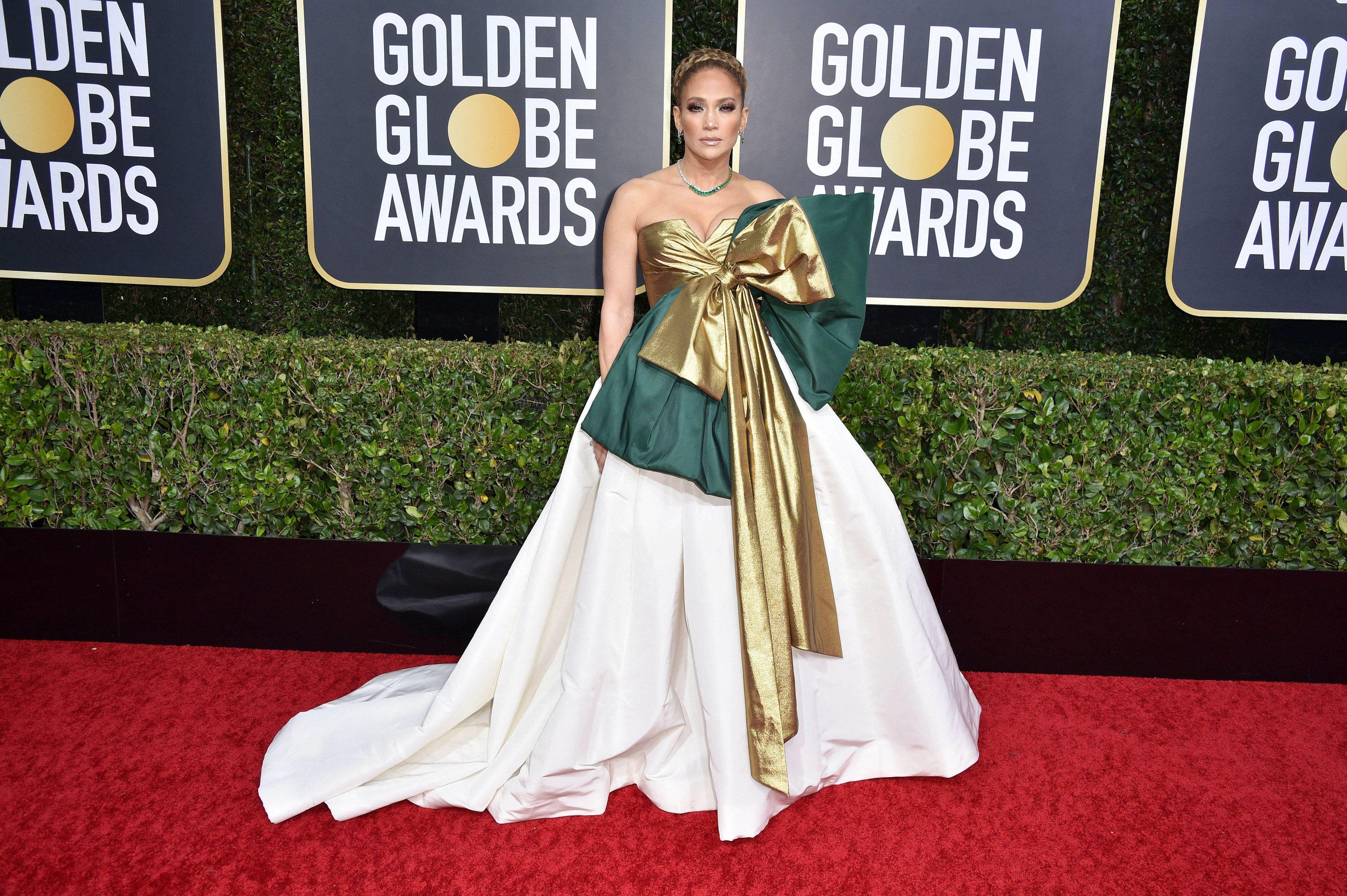 Ţinute ale designerilor celebri pe covorul roșu la Globurile de Aur 2020