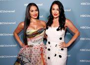 Gemenele Brie şi Nikki Bella sunt însărcinate în acelaşi timp