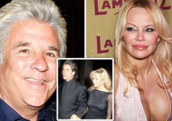 Pamela Anderson şi Jon Peters divorţează după 12 zile de mariaj