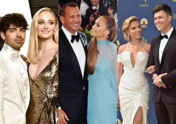 Cuplurile care au atras toate privirile la SAG Awards 2020