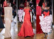 Colecţia Valentino haute couture de la Paris
