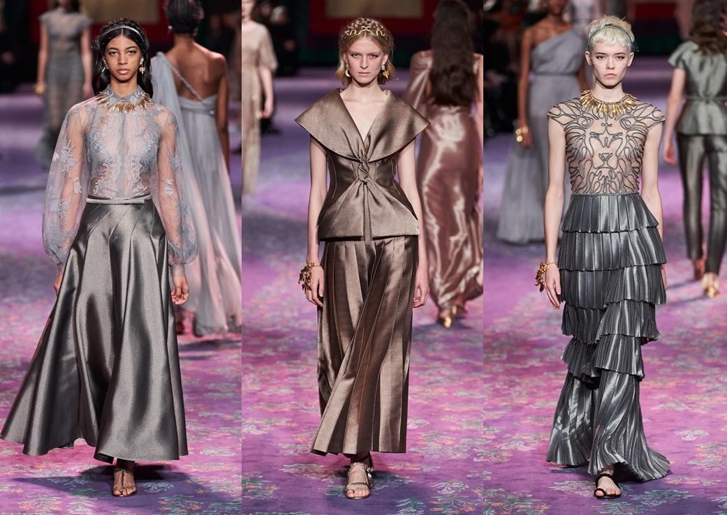 Colecţia haute couture Dior, pentru primăvara lui 2020
