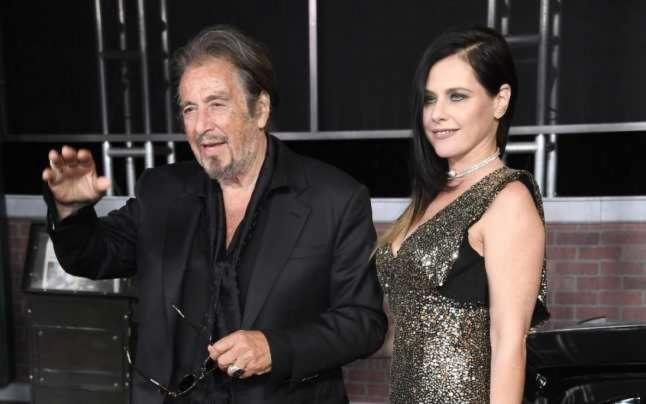 Al Pacino, părăsit de iubită