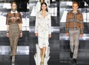 Burberry a încheiat London Fashion Week 2020