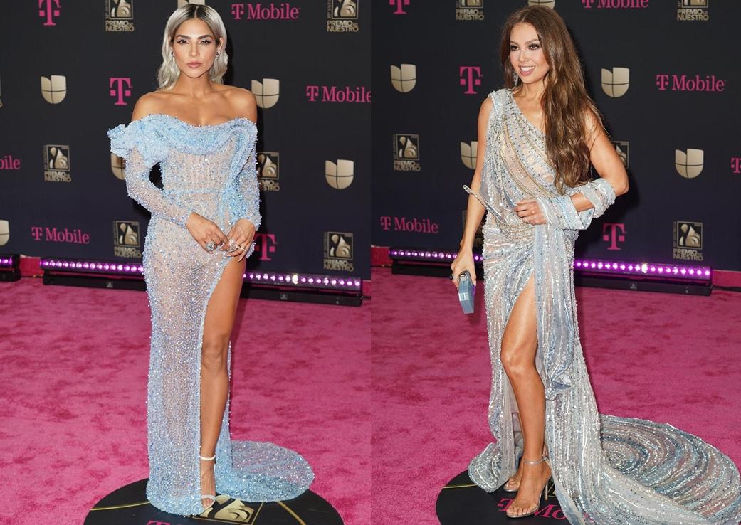 Frumuseţe latino la premiile Lo Nuestro 2020