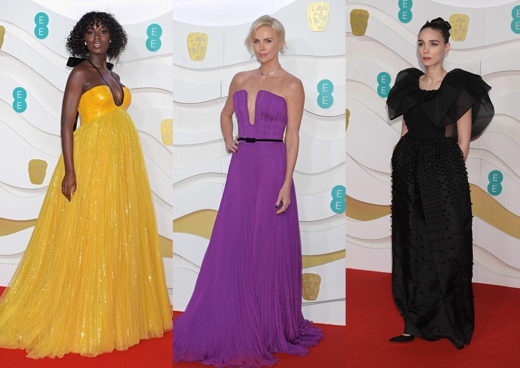 Cele mai atrăgătoare ţinute de la BAFTA