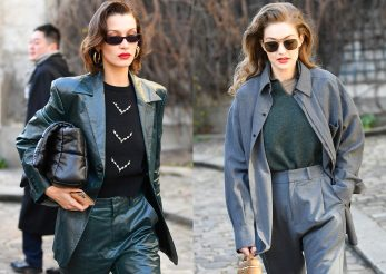 Modă şi stil pe străzile Parisului