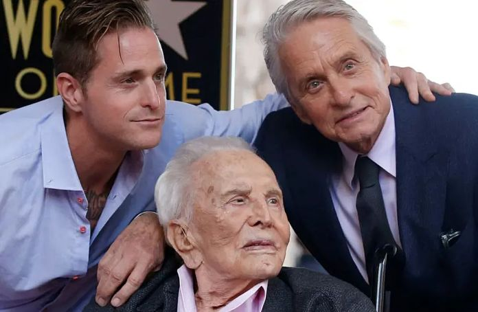 Kirk Douglas a încetat din viaţă la 103 ani