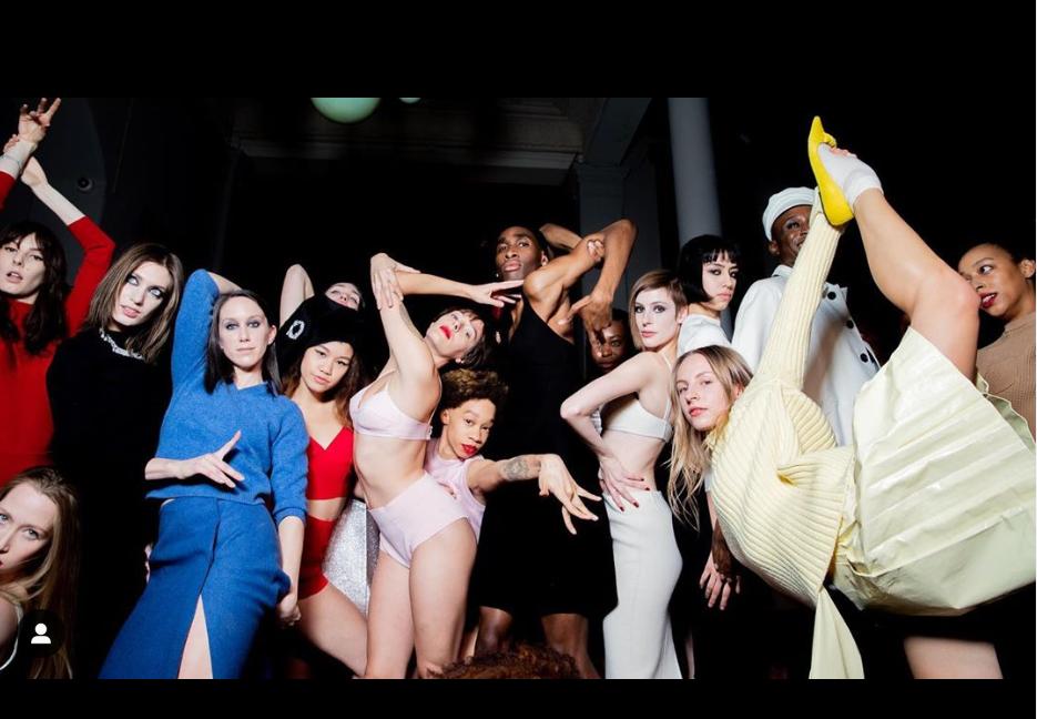 Marc Jacobs a lansat colecţia toamnă-iarnă 2020
