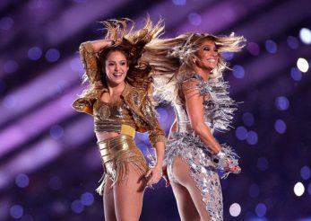Shakira şi J.Lo – show nebun pe scenă la Super Bowl 2020
