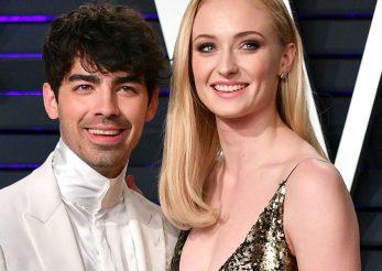 Sophie Turner şi Joe Jonas vor avea un copil