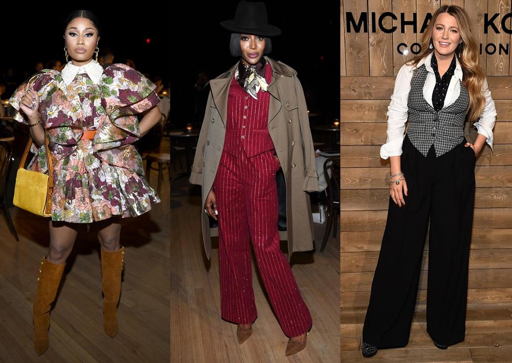 Vedete la Săptămâna Modei din New York