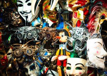 Tradiţie şi măşti la Carnavalul de la Veneţia