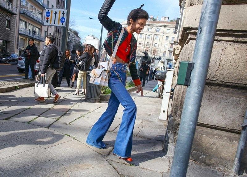 Stilul parizian în 2020. Propuneri de poze pentru Instagram