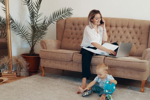 Cum să te adaptezi la lucrul de acasă