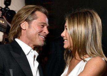 Bat clopote de nuntă pentru Brad Pitt şi Jennifer Aniston?