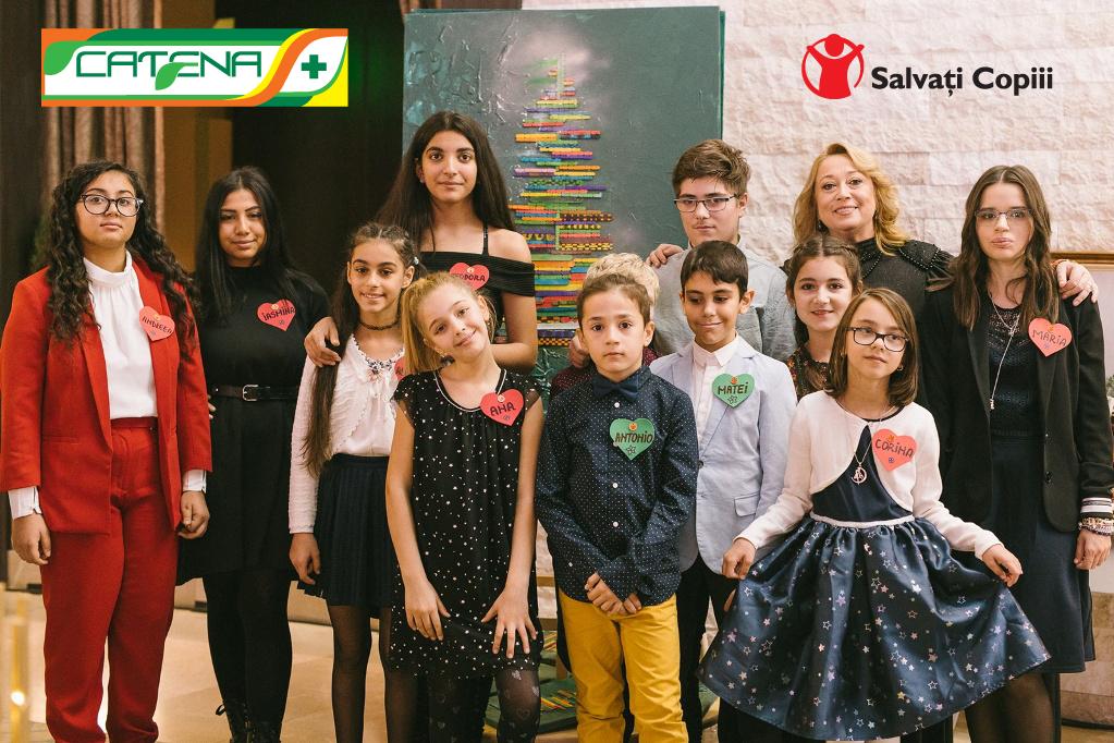 Catena a donat 100.000 de euro pentru echipamente de protecție medicală