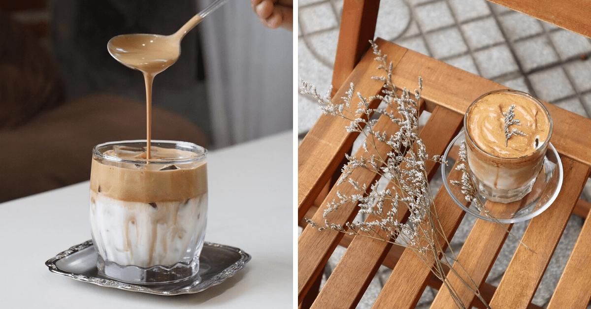 Iubești cafeaua? Ai încercat Dalgona Coffee?