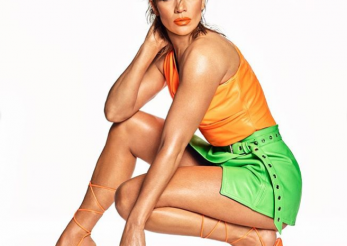J.Lo a lansat o nouă colecție de încălțăminte