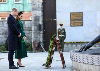 Verdele smarald cu care Kate Middleton a atras toate privirile