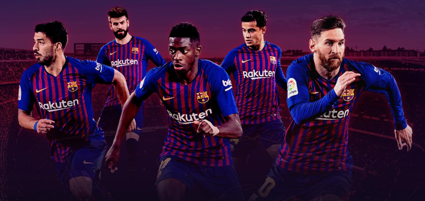 FC Barcelona, metoda inedită de a-și îndemna fanii să stea în case
