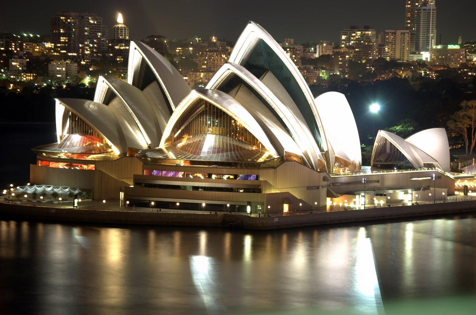 Opera din Sydney a trecut la digitalizare