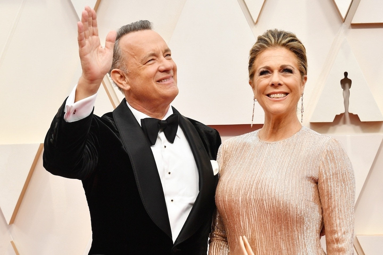Tom Hanks și soția sa, diagnosticați cu noul coronavirus