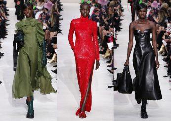 Modă, glam, vedete şi… măşti la Paris Fashion Week