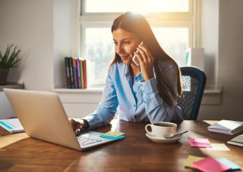14 întrebări legate de munca de la distanță