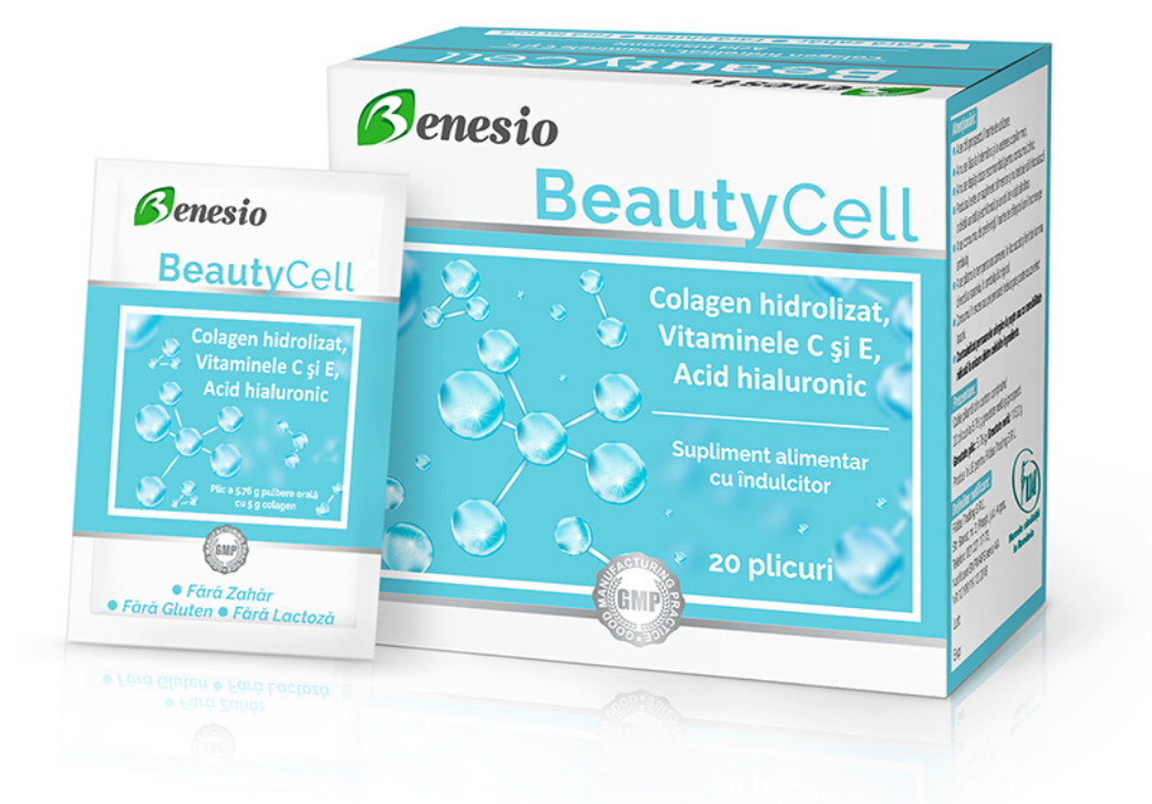 BeautyCell – Frumuseţe din interior