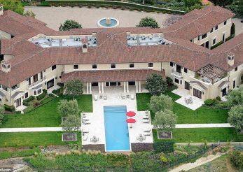 Cum arată conacul foştilor duci de Sussex, din Beverly Hills