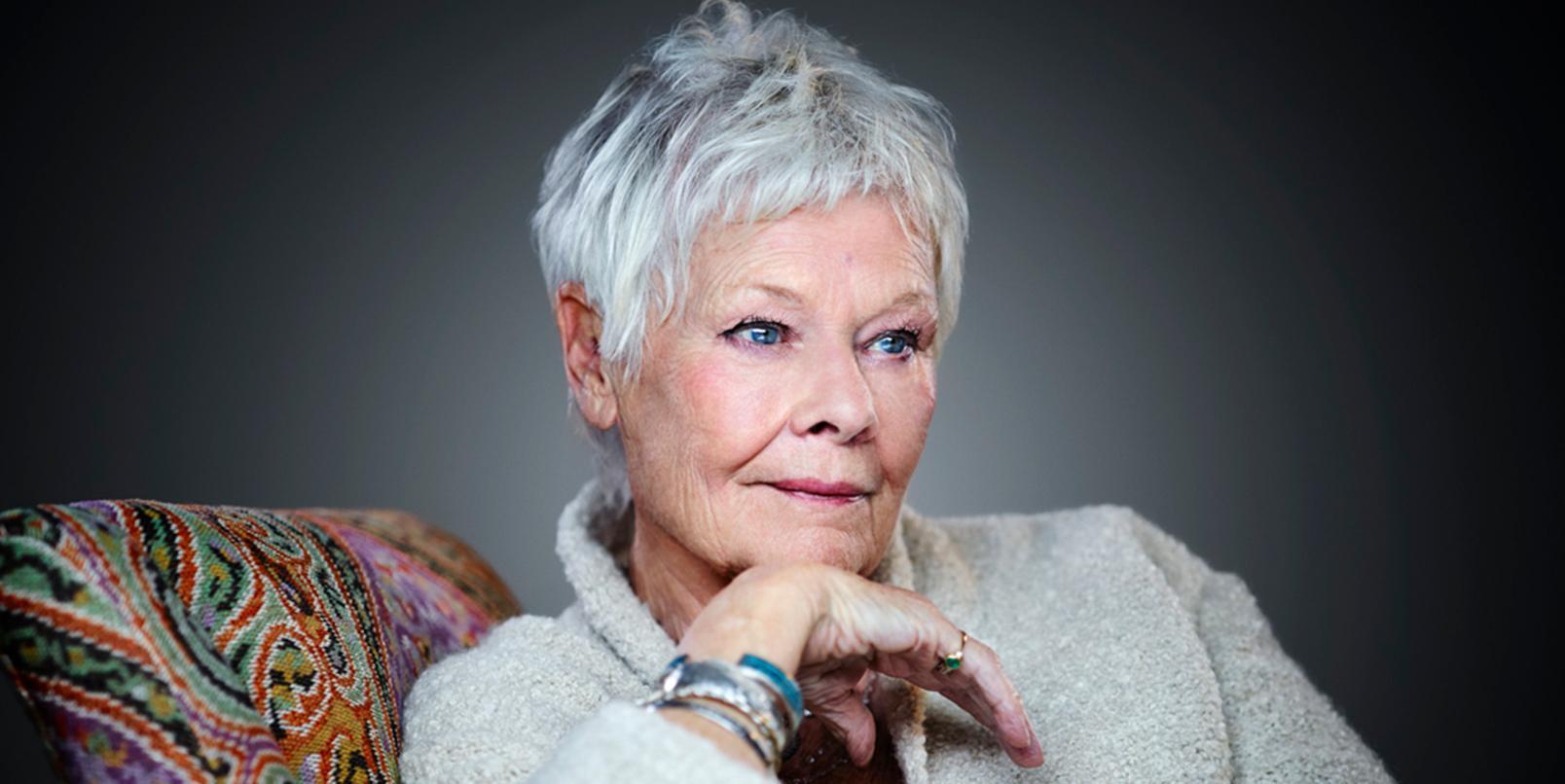 Dame Judi Dench, cea mai în vârstă femeie de pe coperta Vogue